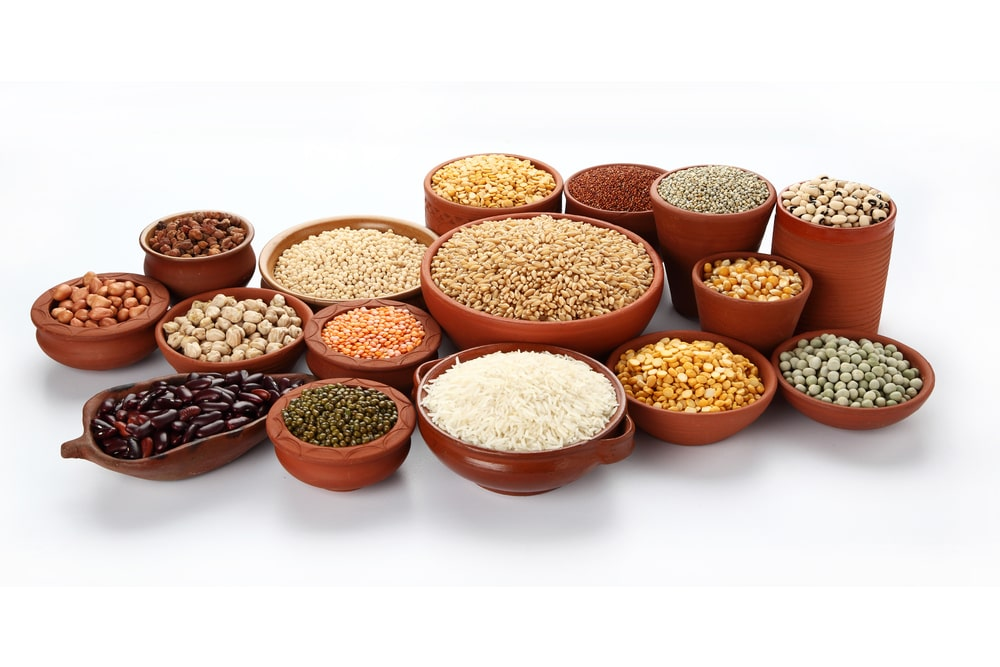 Grain and Pulses Image